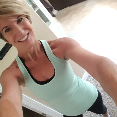 Jodie's Favorite At-home Workout