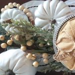 DIY Vintage-Inspired Painted Pumpkins