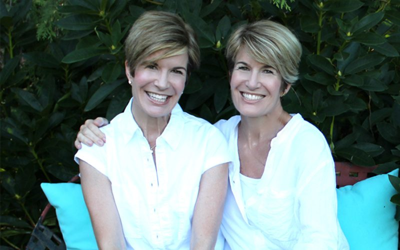 The Design Twins Jodie and Julie talk about the truth behind pretty pictures