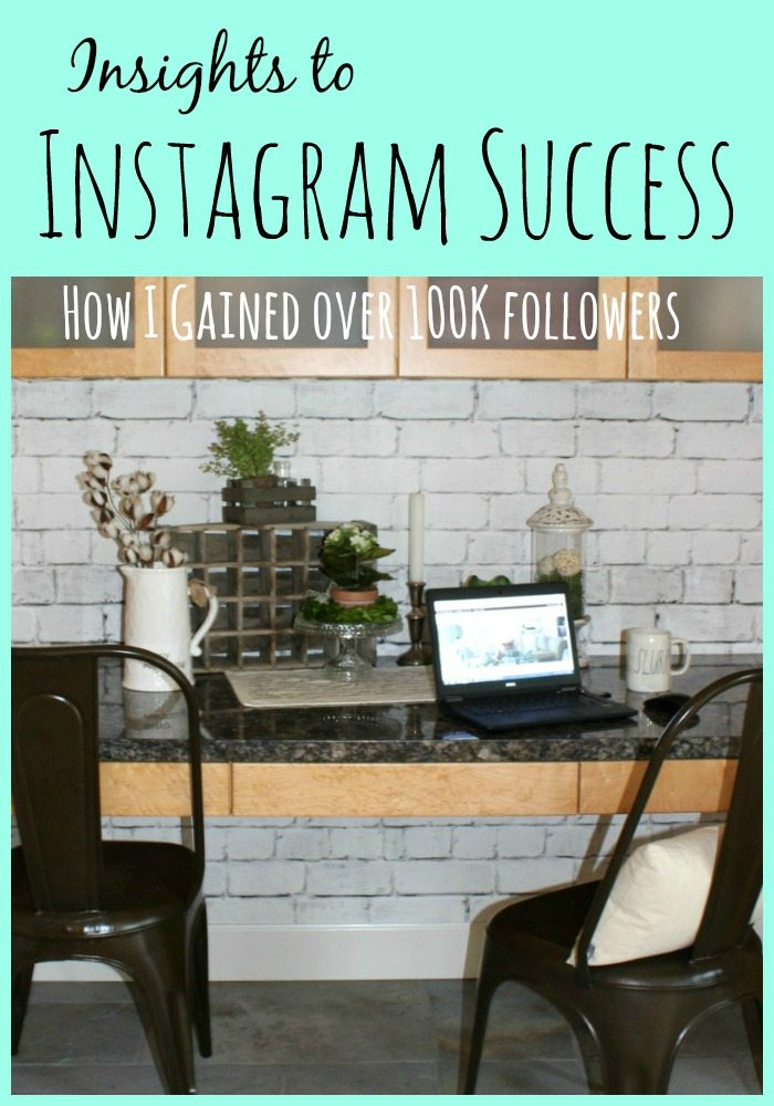 Insights to IG Success How I Gained Over 100K Followers pin