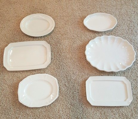 create a plate wall step by step
