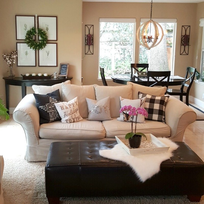 Small changes with big impact budget decorating the for Home design inspiration blog