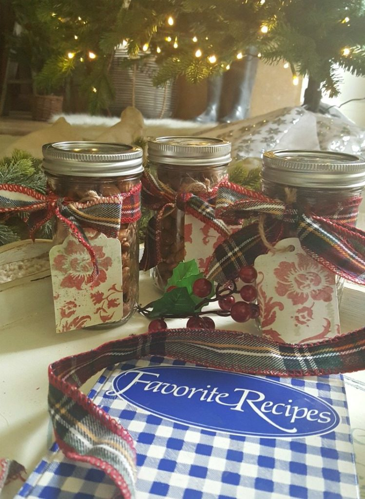 Easy Edible Homemade Holiday Gift Idea The Design Twins