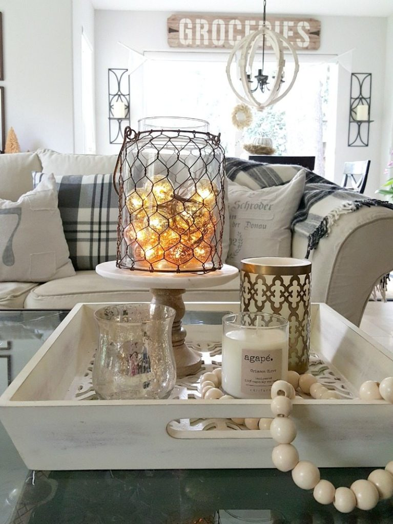 texture and pattern adds interest to a neutral color palette