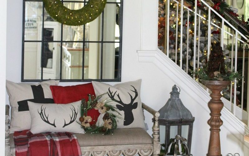 Farmhouse inspired creative and traditional