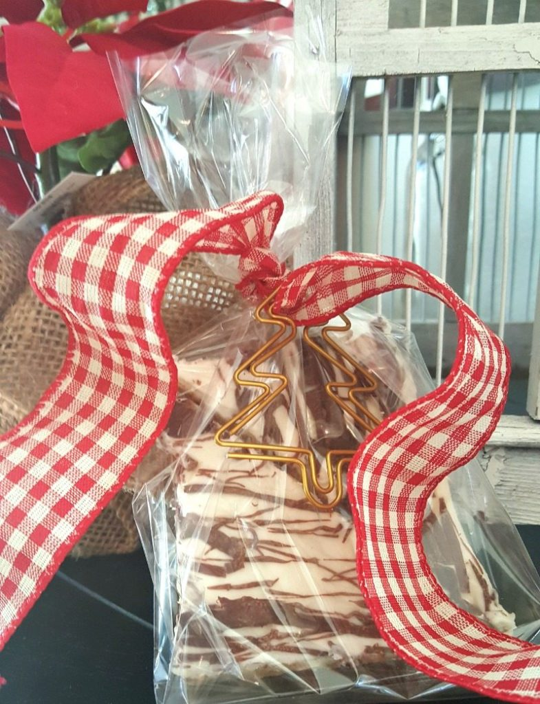 Starbucks bars perfect homemade holiday gift