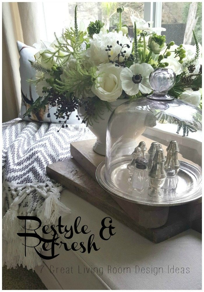 Restyle for the New Year with easy decor updates