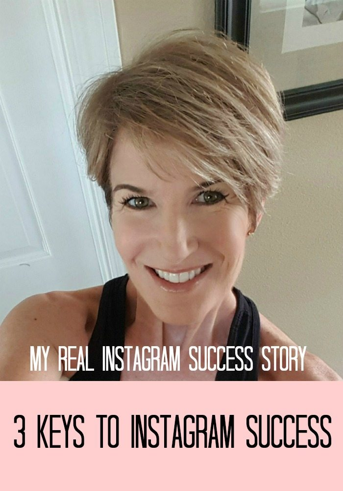 My Real Instagram Success Story Pin