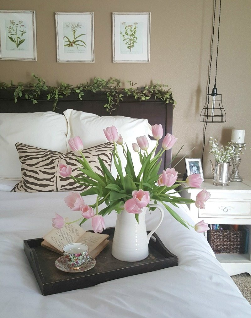 Budget decor spring ideas