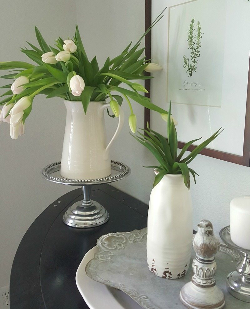 6 budget spring decor ideas for a Light Bright Beautiful home