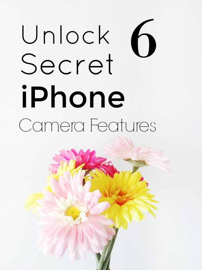 iphone camera features revealed