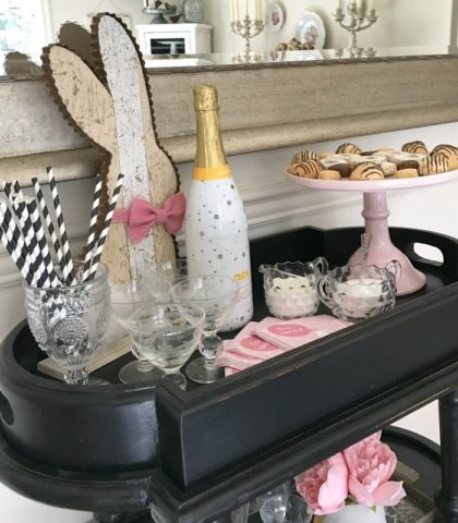 Delightful & festive Easter party decor