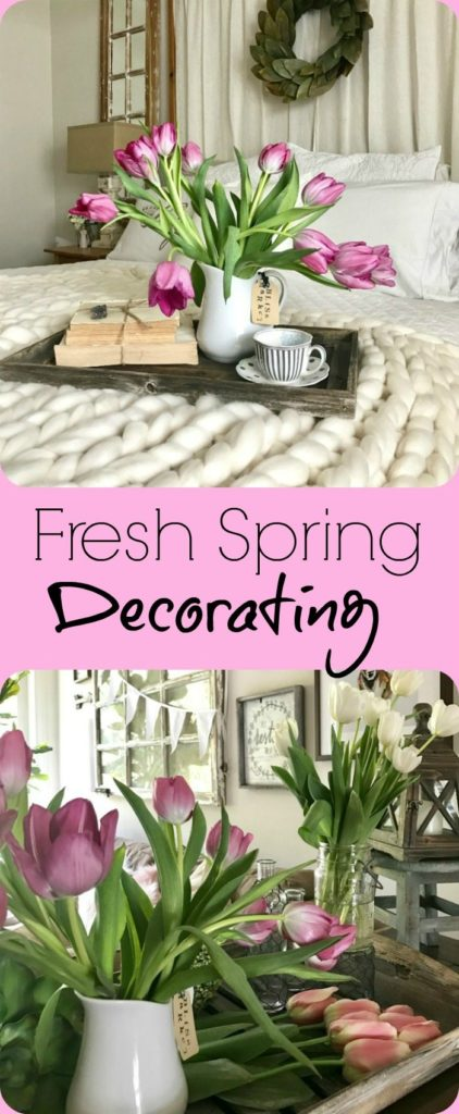 beautiful spring decorating ideas