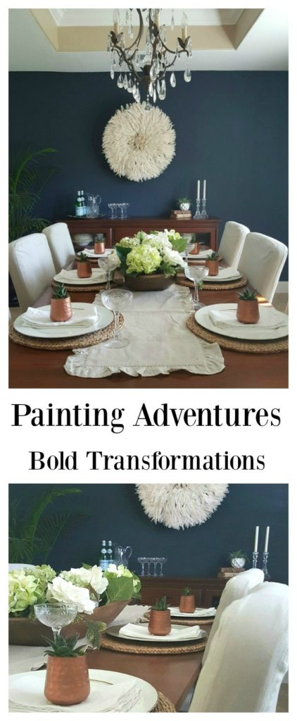 Bold painting adventures transformative