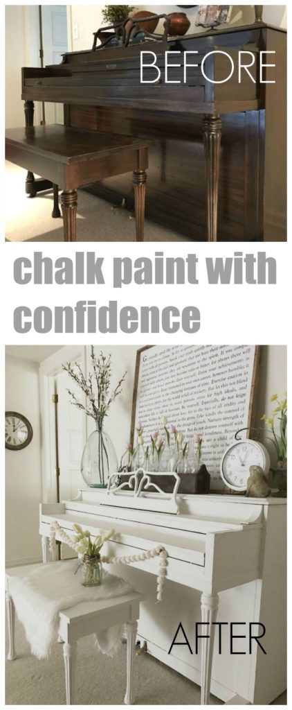 chalk painting tips tools