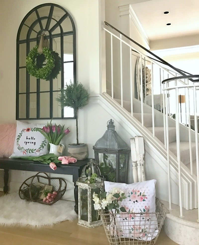 Refresh your home with colorful spring decor
