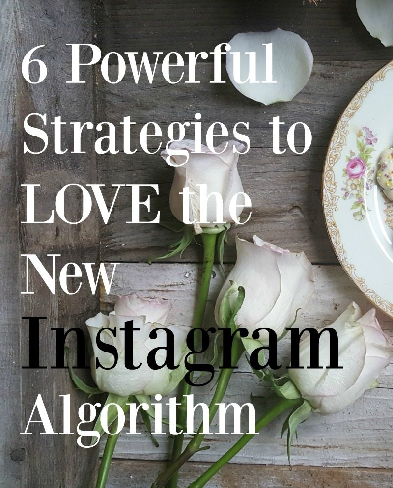 6 Powerful Strategies to Love the New Instagram Algorithm