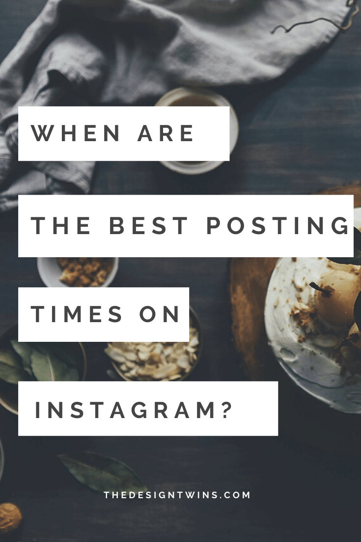 We discuss the many factors you should consider when deciding when to post on Instagram