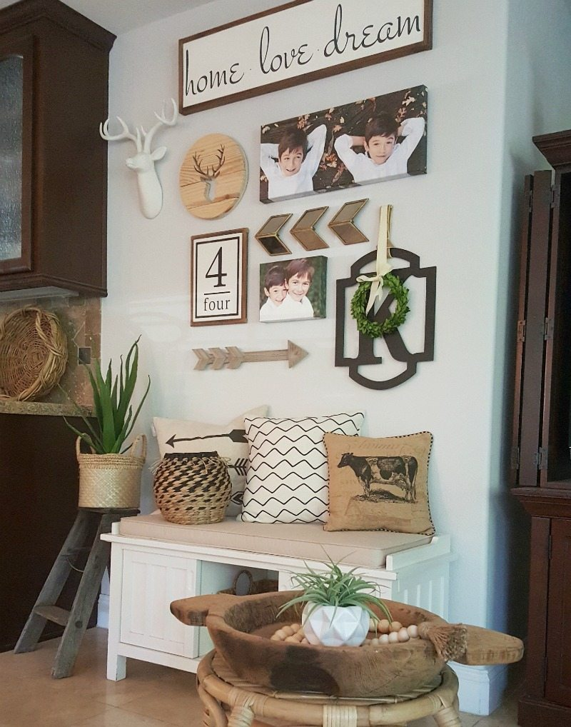 Boho style is eclectic mix of styles