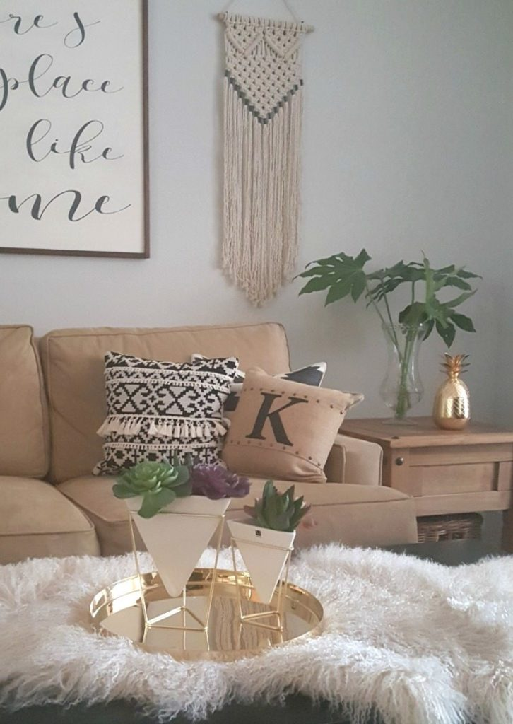 How to Create a Boho Look in Your Home - The Design Twins