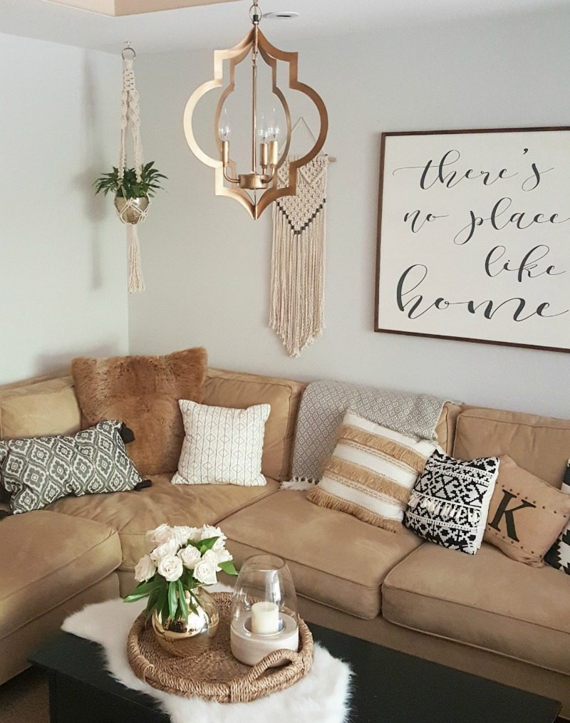 how to create a boho look in your home the design twins diy home