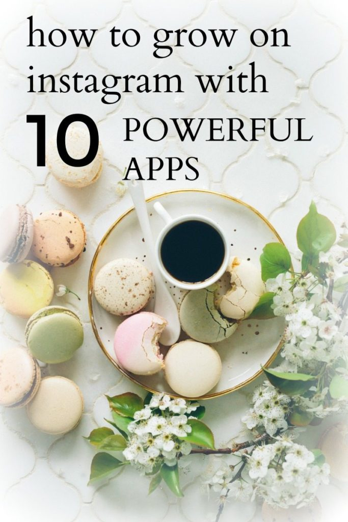 powerful apps to win on IG