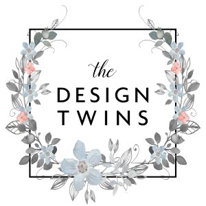 The Design Twins Blog