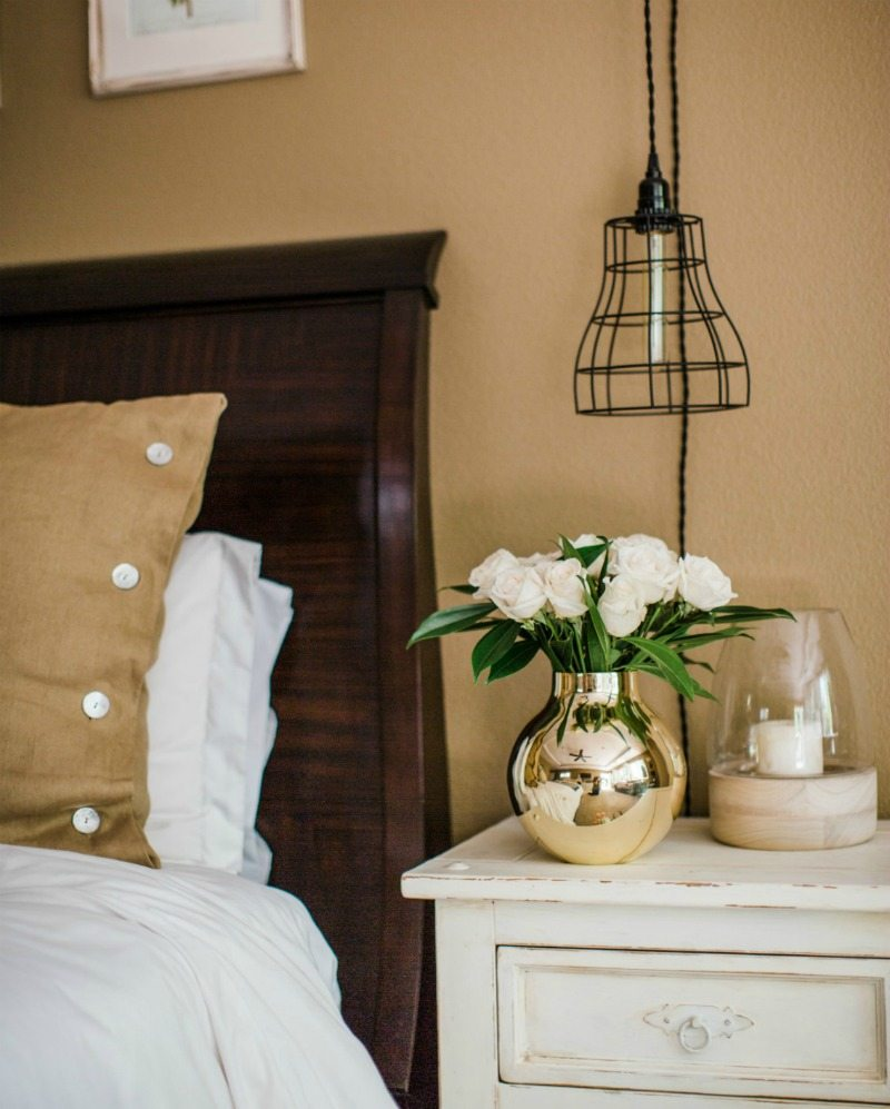 fresh summertime decor accents for bedroom decor