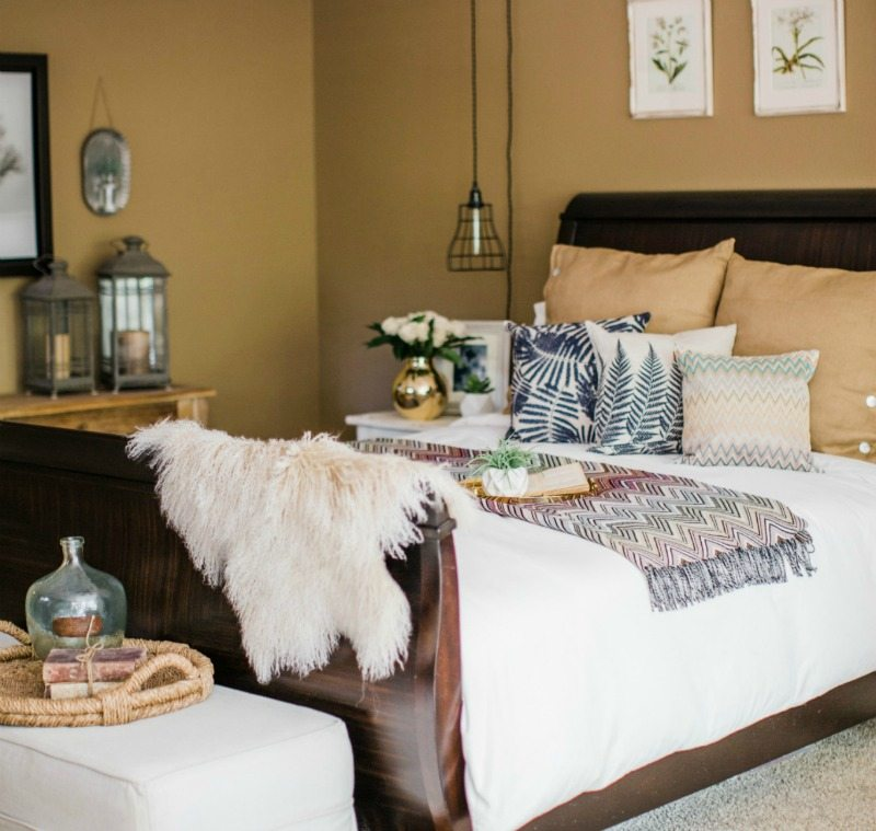 perfect bedroom summertime decor updates