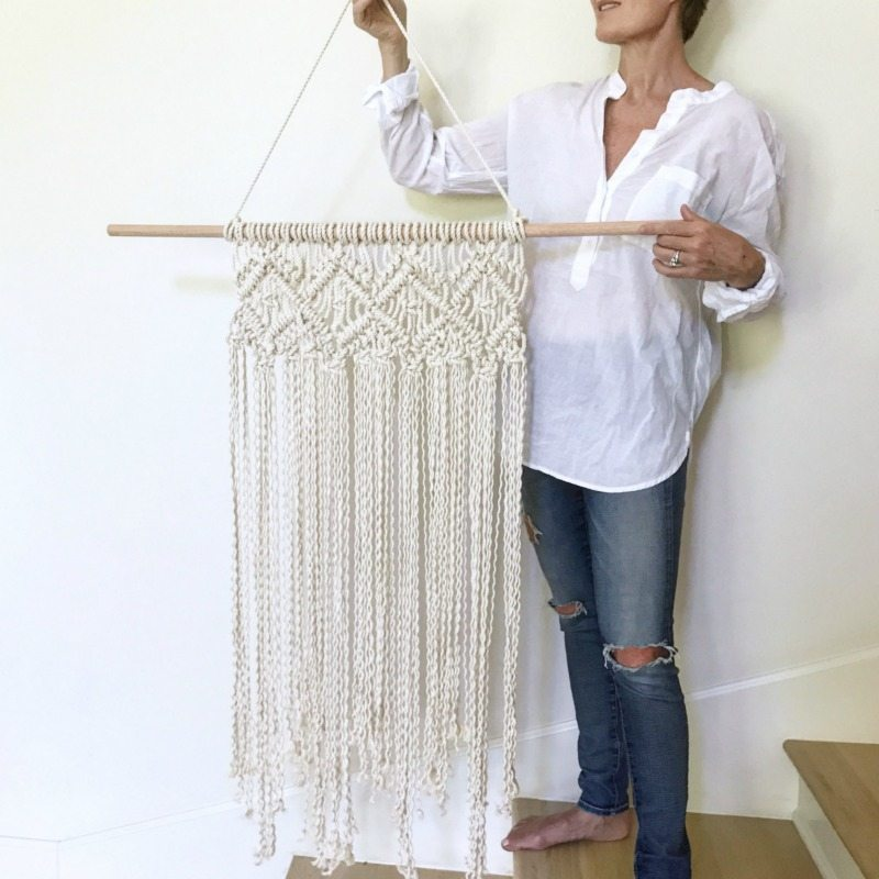 Learn How to Create Stunning Macrame Pieces
