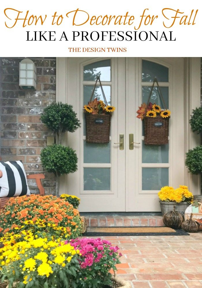 Fall pro decorating tips