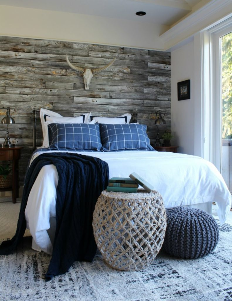 bedroom retreat