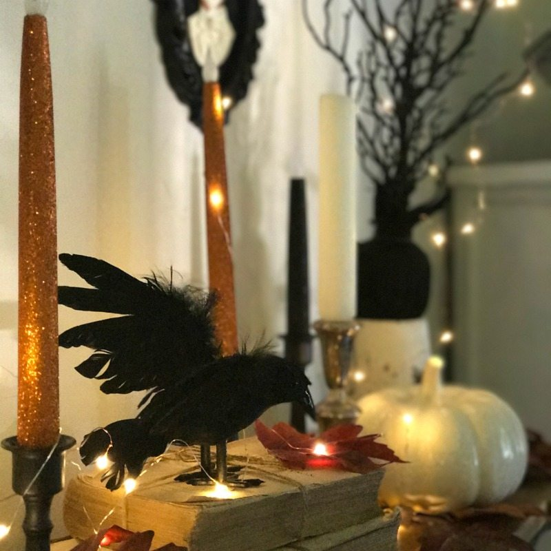 magical halloween decorating