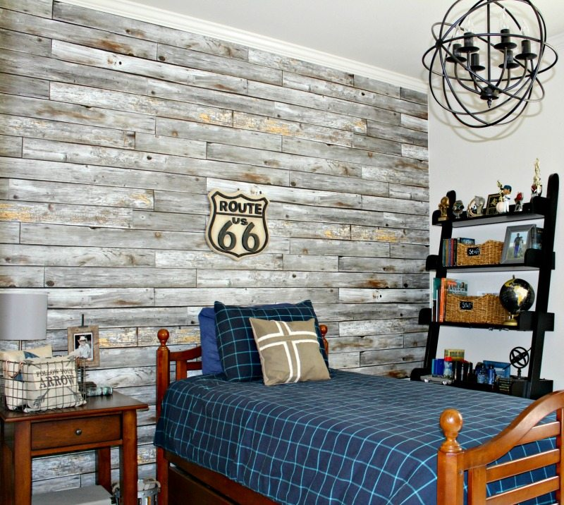 boys room turned guest bedroom