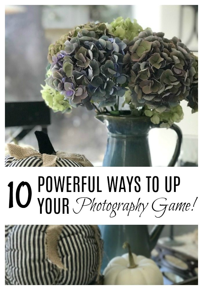 10 Powerful Ways To Up Your Photography Game pin