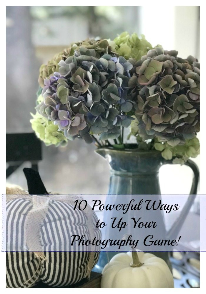 10 Powerful Ways to Up Your Photography Game! pin