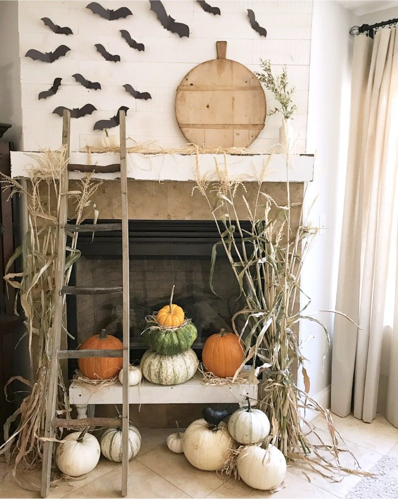 simple kid-friendly halloween craft