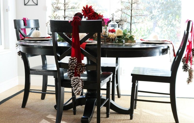 Stunning holiday decorations on a budget