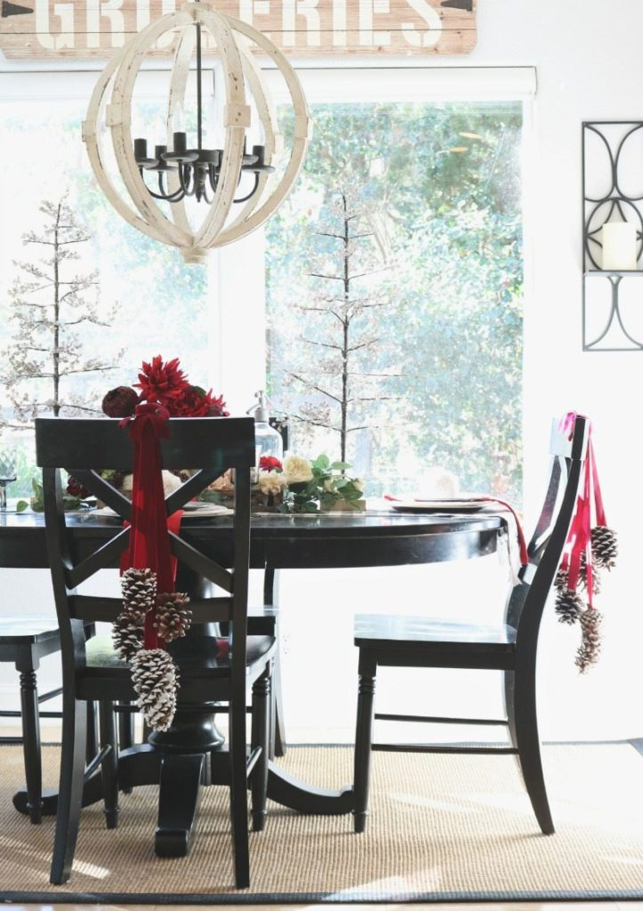 Budget Friendly Chair Decorations