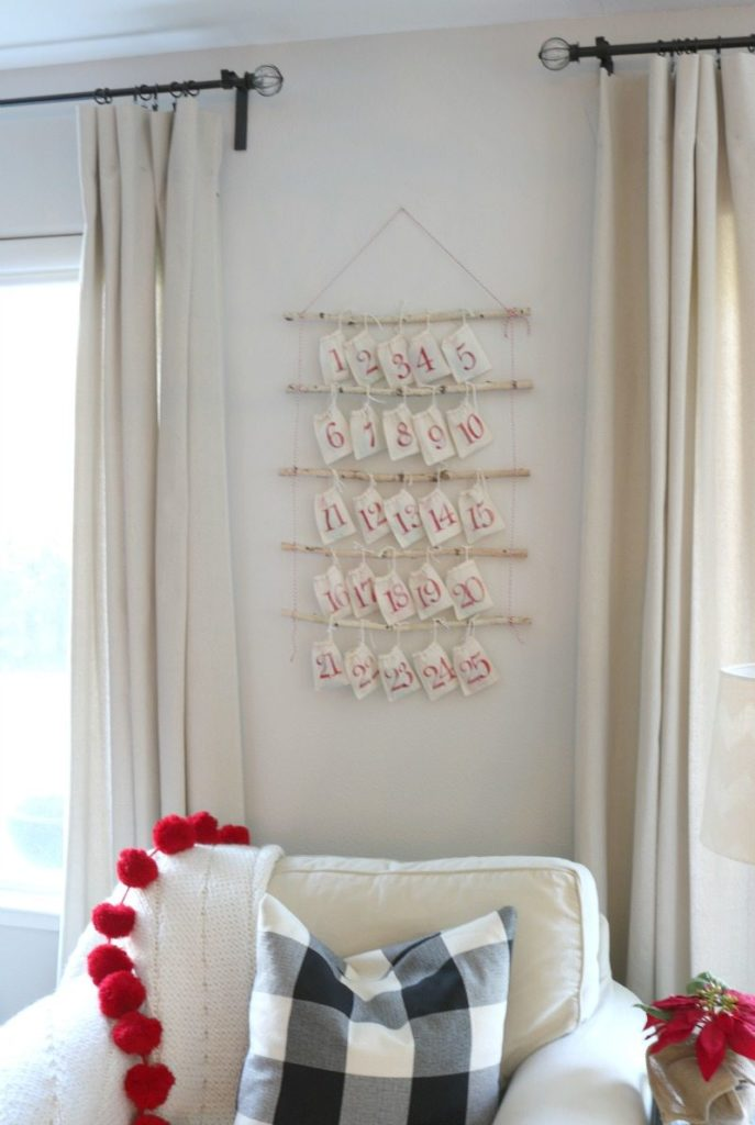 Easy DIY Advent Calendar