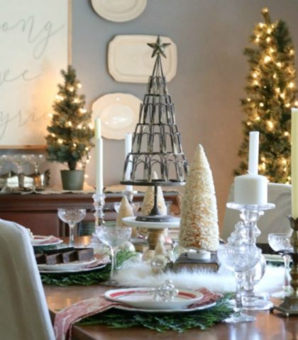 Design Festive Holiday Table