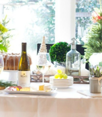 Holiday Hostess tips