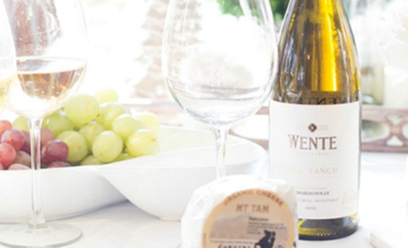 holiday hostess tips with Wente Wines