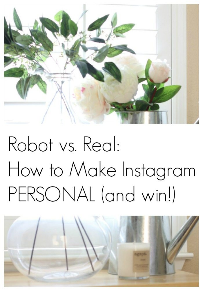 Make Instagram Personal