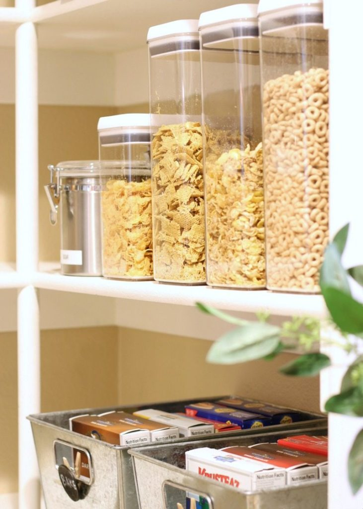 Organized Pantry Inspiration