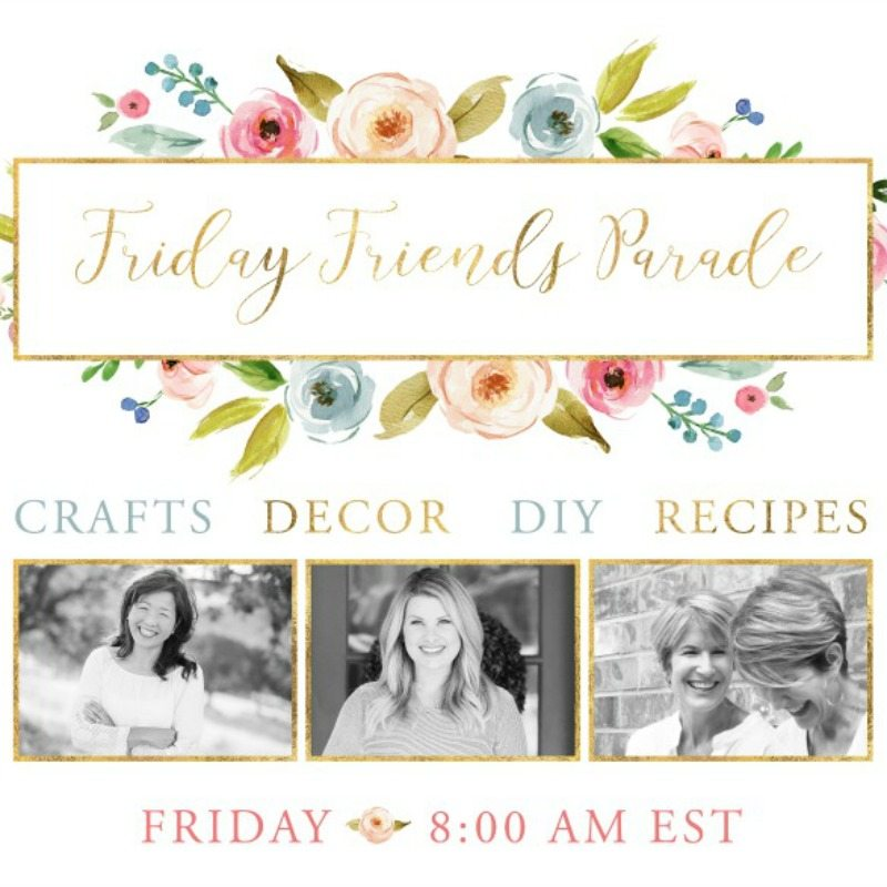 Friday Friends Parade - Linky Party #2