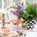 Creating Stunning Spring Decor & More Linky Party