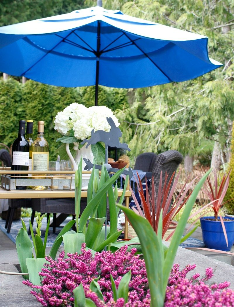 outdoor entertaining ideas