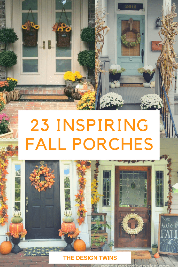 fall front porch pin