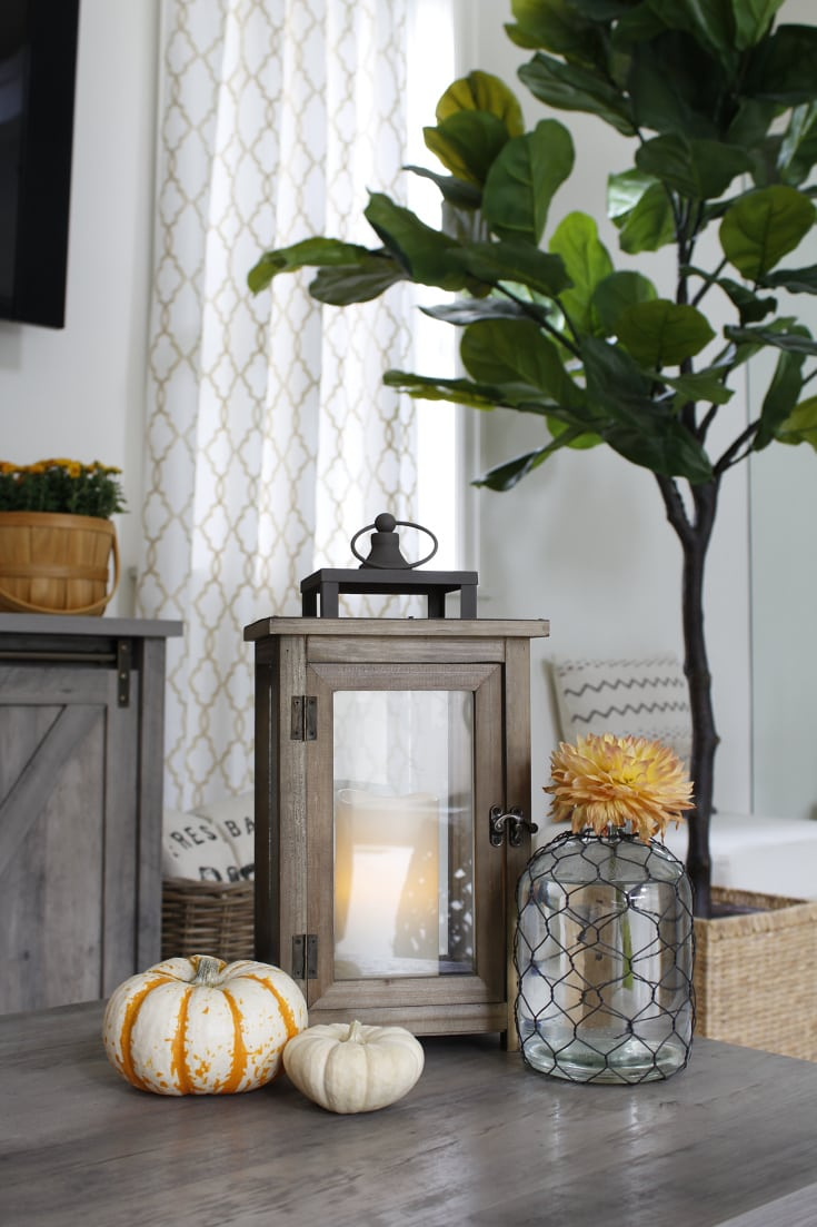 fall cozy decor